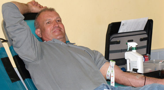 HCK GDCK Kutina: Hvala građanima na darovanoj krvi!!!
