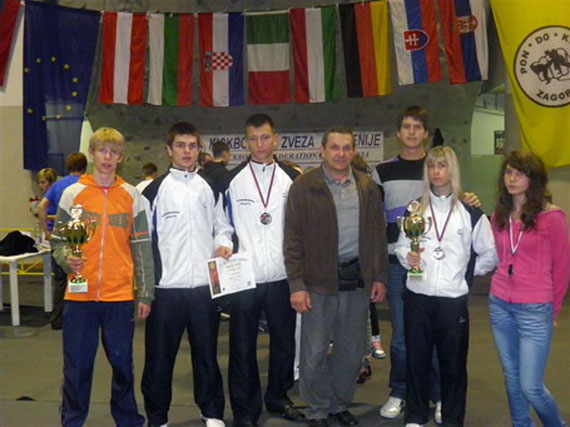 Kickbox: U Sloveniji 2 zlata i 2 srebra