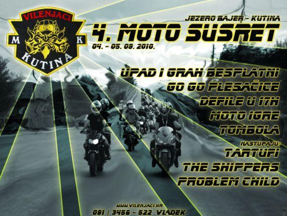 Moto vikend u Kutini