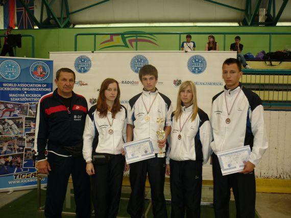 Leon Paljušić osvojio Svjetski kickboxing kup