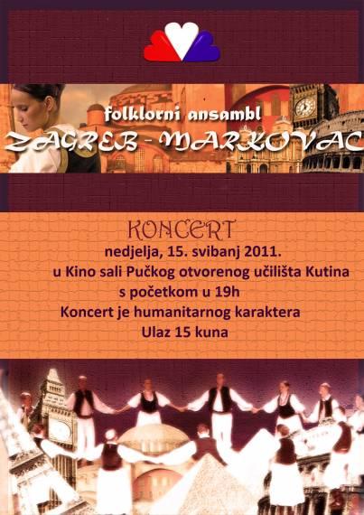 Koncert FM Zagreb Markovac