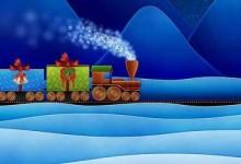 Raspored vožnje Božićnog vlakića