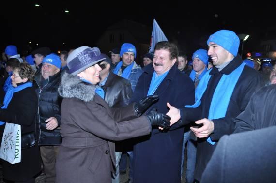 Jadranka Kosor najavila svoju kandidaturu