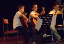 Završni koncert OGŠ B. Papandopula