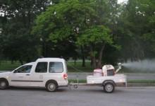 Nova dezinsekcija komaraca u Kutini