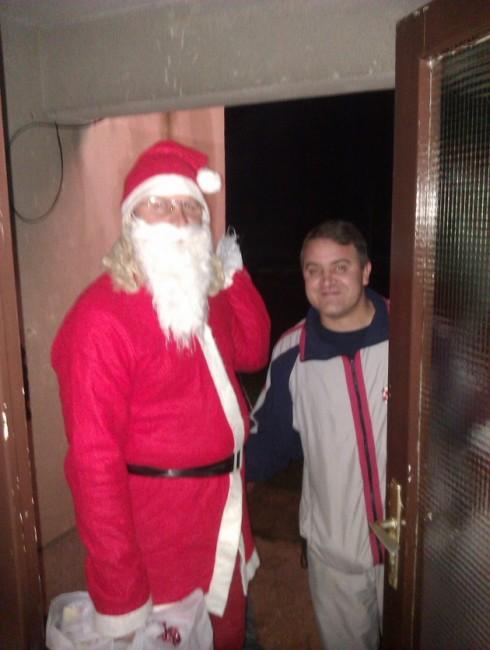 Djed Mraz posjetio Zbjegovaču