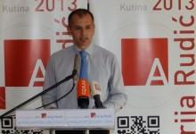 Andrija Rudić novi (stari) predsjednik GO SDP Kutina