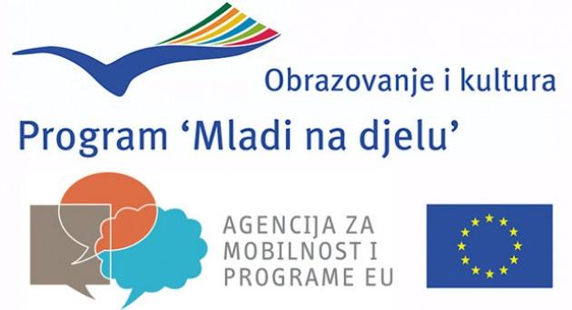 Objavljen natječaj programa Mladi na djelu za 2013. godinu