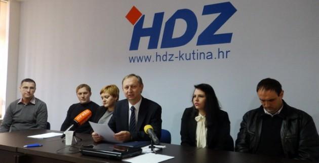 Kutinski HDZ novim snagama naprijed