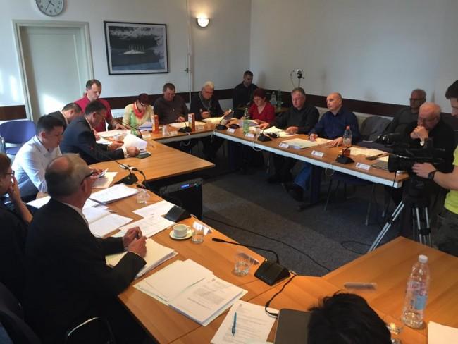 27. sjednica Gradskog vijeća Kutine bez oporbe