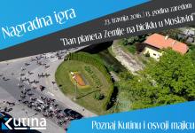 Nagradna igra Kutina.in-a: osvoji majicu – Dan planeta Zemlje na biciklu u Moslavini