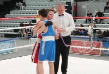 Šimun Filipović debitirao u boksu i odmah dogurao do finala
