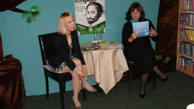 Noć Knjige: Tea Knežević predstavila je terapeutske slikovnice za djecu na temu ljutnje