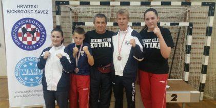 Kickboxači nastupili u Poreču – Šimun Filipović potvrdio talent