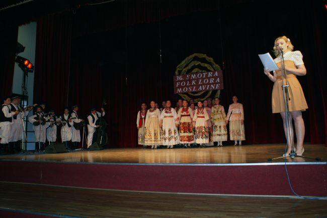 Jučer je održana 36. Smotra folklora Moslavine – nastupilo je 466 plesača i tamburaša