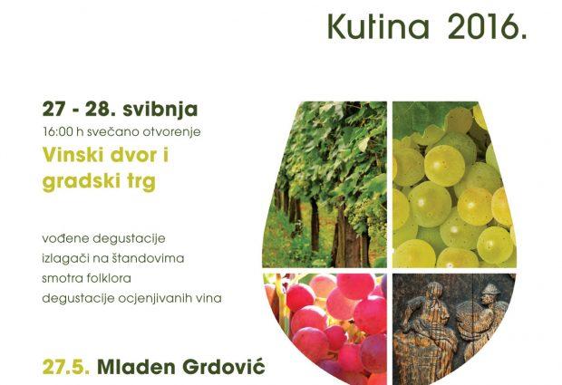 MoslaVINA Kutina 2016.