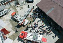 Dan otvorenih vrata Javne vatrogasne postrojbe Kutina