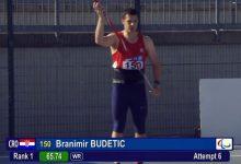 Branimir Budetić postao Europski prvak i ponovo oborio svjetski rekord