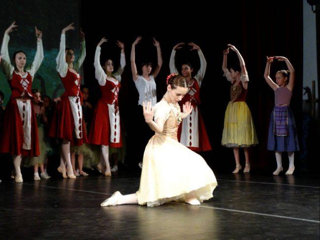 """Premijera romantičnog baleta """"Giselle"""" baleta POU-a  u nedjelju u Domu kulture"""