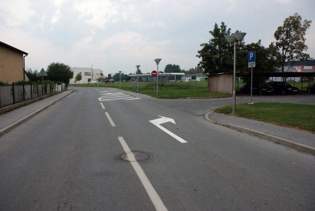Riješena opasnost u Tržnoj ulici – Uvedena horizontalna signalizacija
