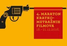 Idemo u Kino: Sutra 4. MARATON KRATKOMETRAŽNIH FILMOVA – ulaz besplatan