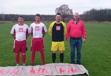 NK Međurić zahvaljuje se KIK-u na donaciji dresova