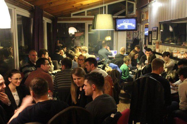 Što je Bacchus Pub Kviz?