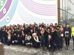75 studenata sa sveučilišta u Strasbourgu posjetilo Petrokemiju