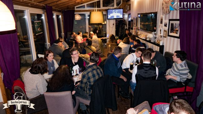 Bacchus Pub Kviz – IV. i V. kolo i ukupni rezultati